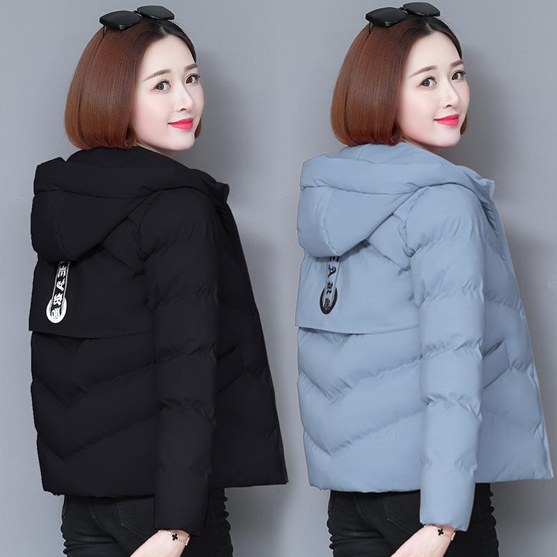 羽绒棉服女冬装2020年新款棉衣韩版宽松小棉袄短款加厚外套爆款潮