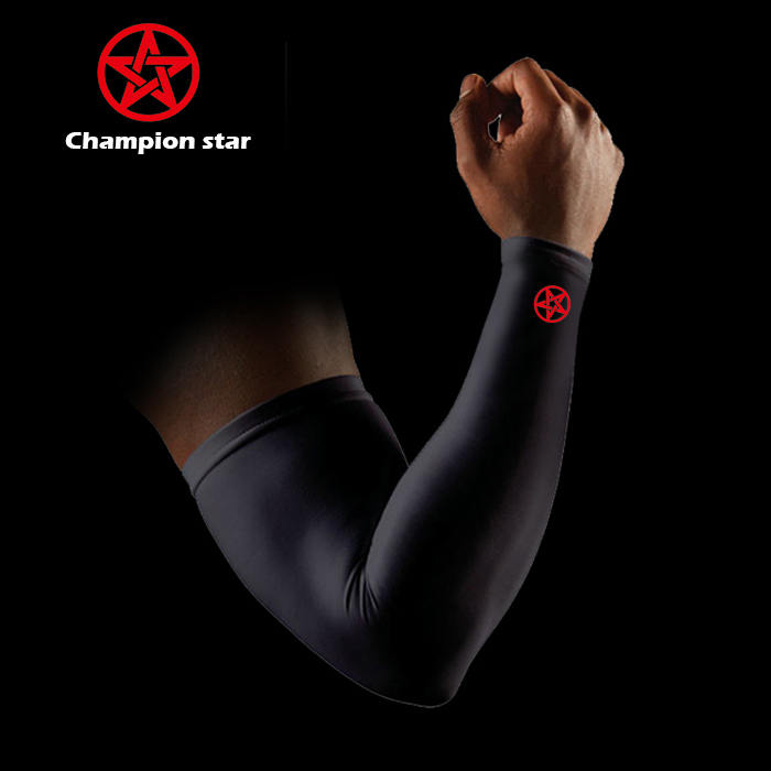 Basketball arm protection running exercise fitness extended elbow protection men and women winter outdoor riding warm and breathable hand sleeve