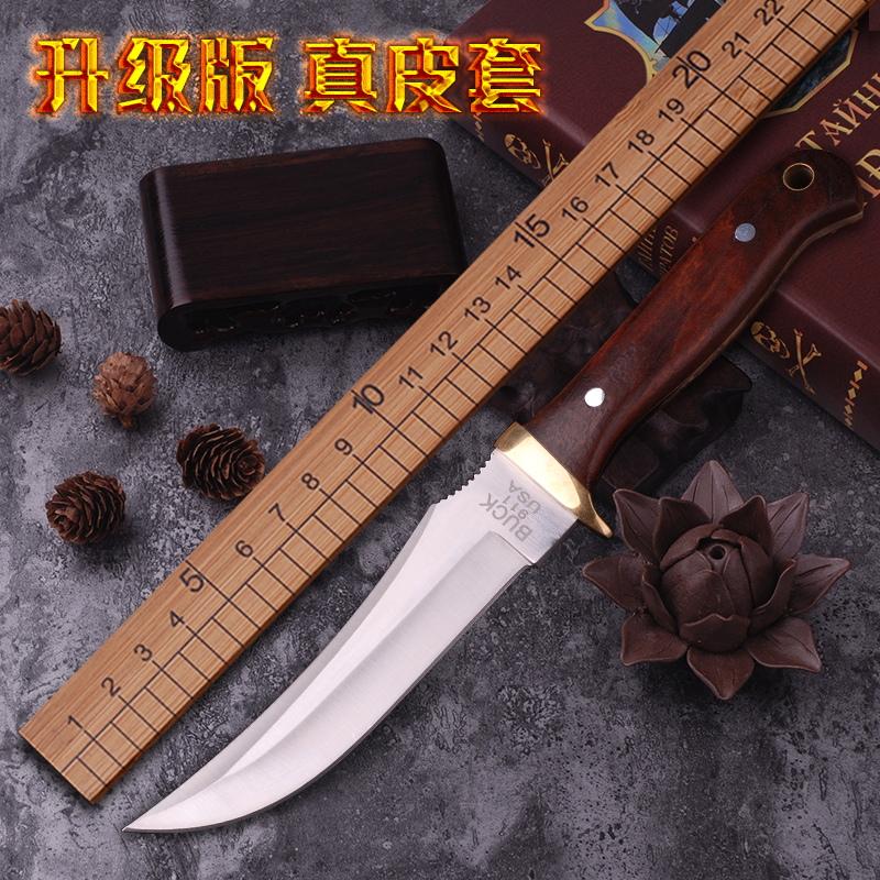 Высокий твердость один киль инструмент на открытом воздухе противо тело нож нож специальный война нож сабля лезвие край прибыль дикий иностранных военная промышленность нож