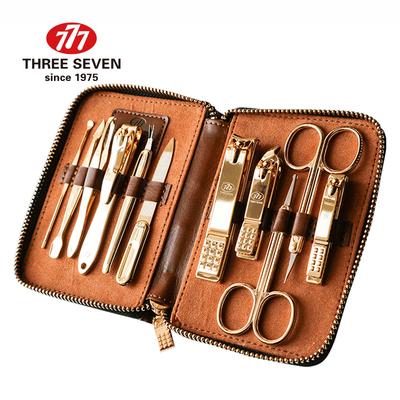 韩国777进口指甲刀 大号指甲钳斜口尖嘴剪刀修容美甲工具