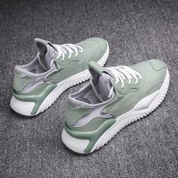男鞋2021新款春季小众鞋潮流老爹男士板鞋夏季透气运动休闲潮鞋
