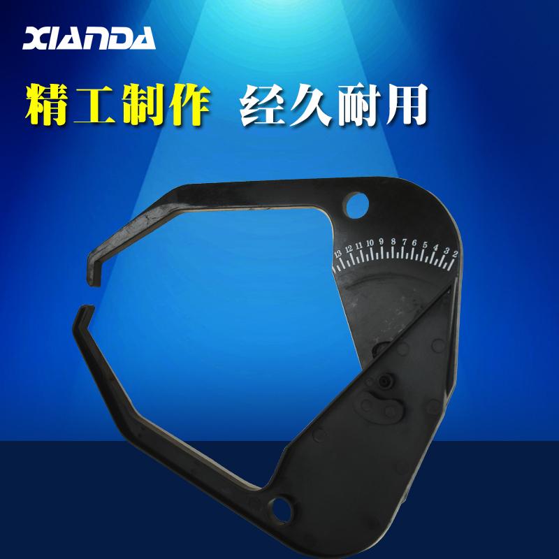 Шина шаг баланс машина оснащена модель шина мерная линейка баланс штангенциркуль шина баланс инструмент штангенциркуль ширина измерения цвет размер