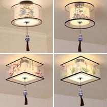 吸顶灯圆形卧室灯家用简约阳台过道卫生间灯厨房客厅餐厅灯具led