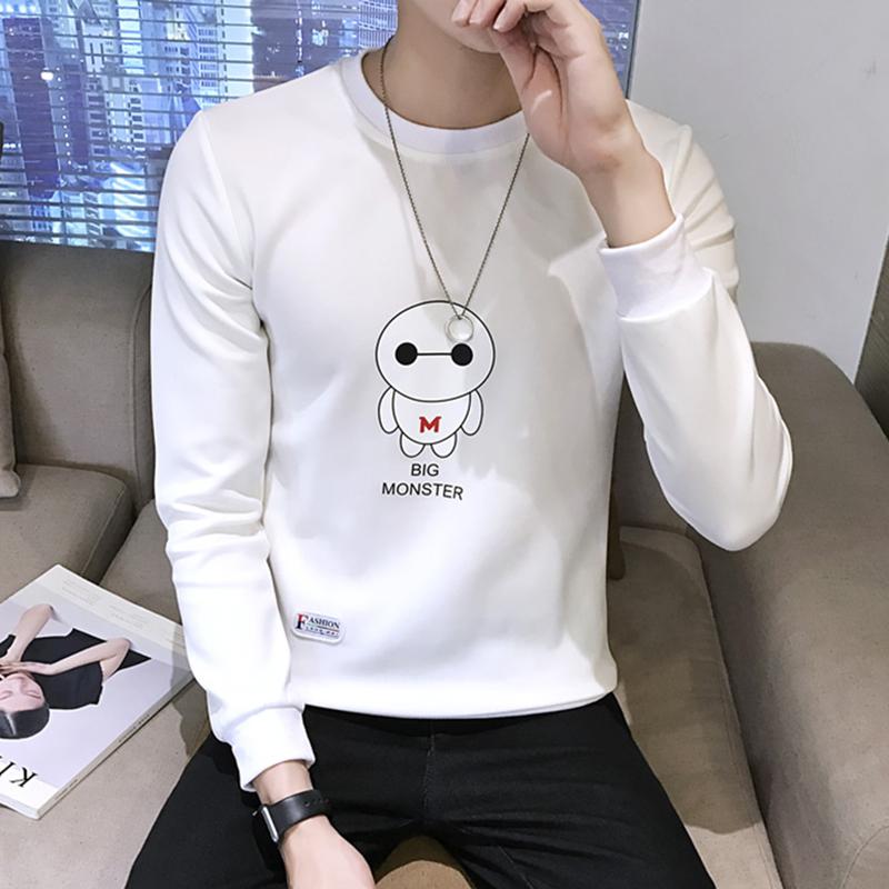 2019秋季新款短袖t恤男韩版t卫衣11月28日最新优惠