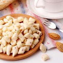 蒙浓坚果奶酪奶食品含腰果巴旦木孕妇奶酪战丁250g内蒙古特产奶酥