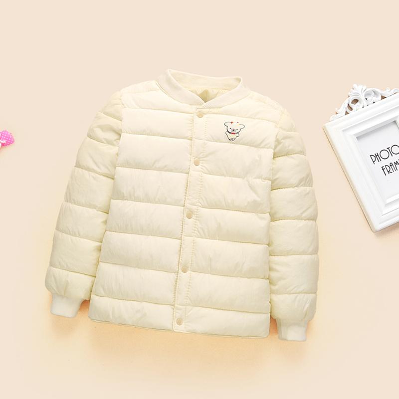 反季儿童棉衣冬装女童棉袄男童羽绒棉服婴幼儿棉内胆宝宝反季衣服
