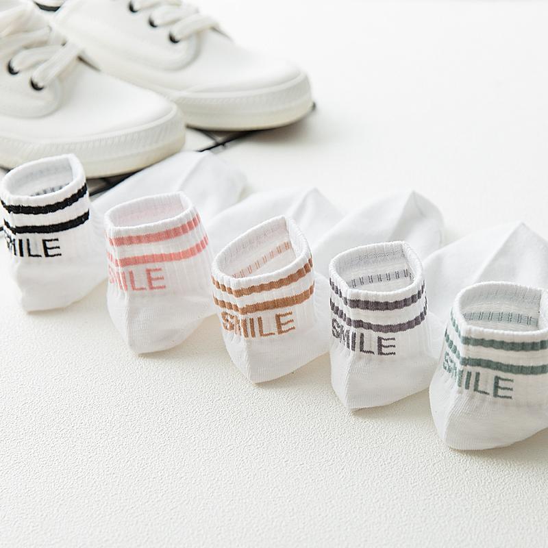 白色长袜子女ins潮夏季薄款中筒袜韩国可爱日系少女学生百搭批发