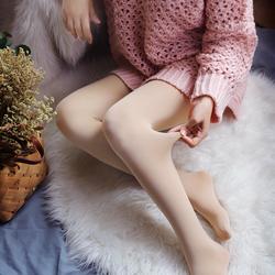 秋季丝袜女肉色自然120D加厚连裤袜女春薄款肤色早秋光腿保暖神器