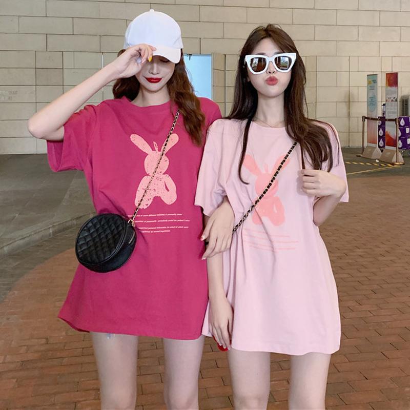 网红港风短袖夏季韩版ins超火t恤买后点评