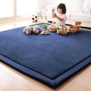 加厚防滑榻榻米地垫塌塌米床垫可手洗折叠电热炕垫全屋可定制垫子