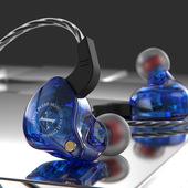 x德国巨炮手机电脑重低音炮入耳式耳机高音质K歌有线控高音质游戏电竞小米华为OPPOvivo男女通用