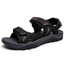 Super Size Men's Sandals 45 Sports Summer 2019 New Father 46 Fashion Youth 47 Leisure Beach Shoes 48