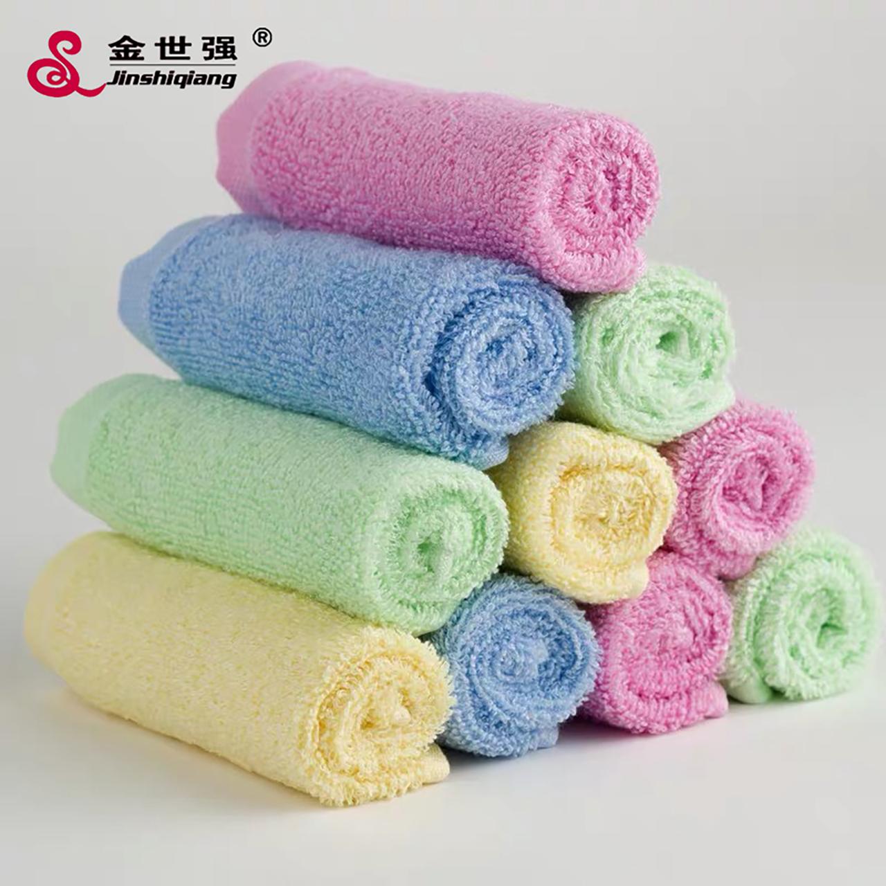油利除正品洗碗巾家用抹布吸水不掉毛家务清洁不沾油厨房洗碗毛巾