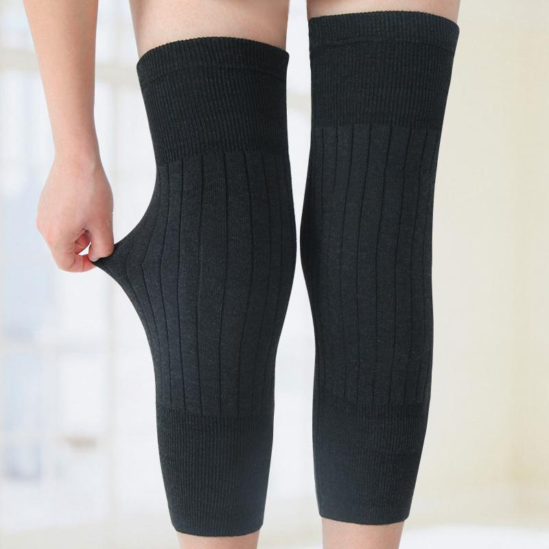 羊毛绒保暖老寒腿长款防寒护护膝限100000张券