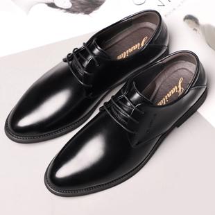 嘉妮莱男鞋春季新款皮鞋