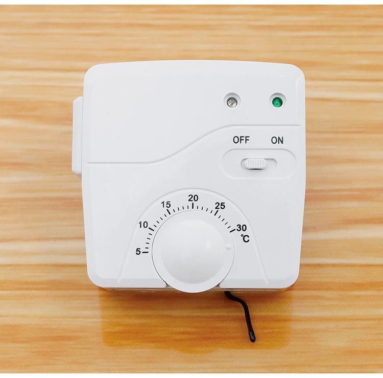 智能温控器自动开关碳晶墙暖地暖
