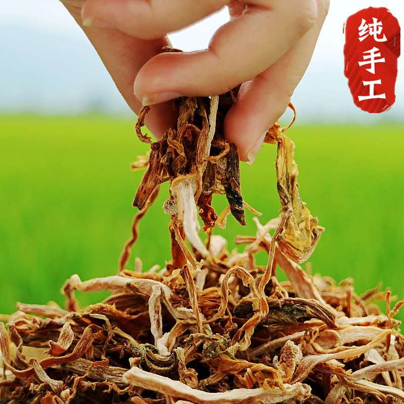 Shengzhou Xinchang specialty farm bamboo shoots and dried vegetables homemade bamboo shoots and dried vegetables new goods in 2021 hand-made cold dried plum vegetables 500g