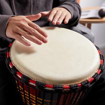 铃鼓聚酯皮鼓奥尔夫乐器儿童早教拍拍鼓学生道具手鼓玩具民族乐器