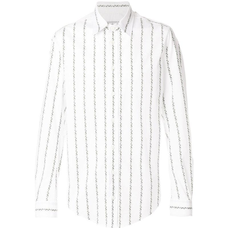 包税代购 Vivienne Westwood Man 男士 直纹衬衫