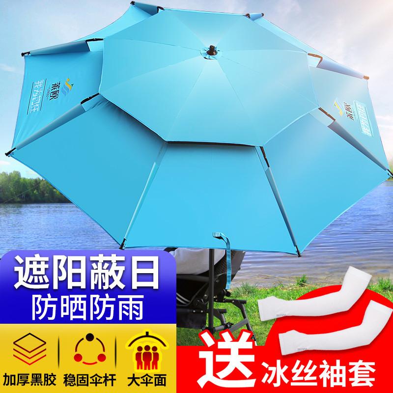 莱欧钓鱼伞质量好吗?个人看法