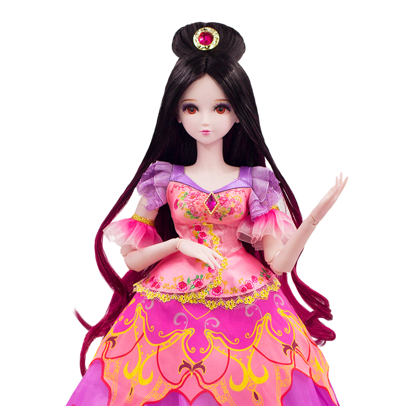 Ye Luoli genuine doll Elf Dreamjasmine Fairy 60 cm cosmetic doll joint movable girl toy