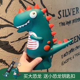 恐龙存钱罐可爱创意儿童储蓄罐家用网红简约防摔储钱罐男女生礼物