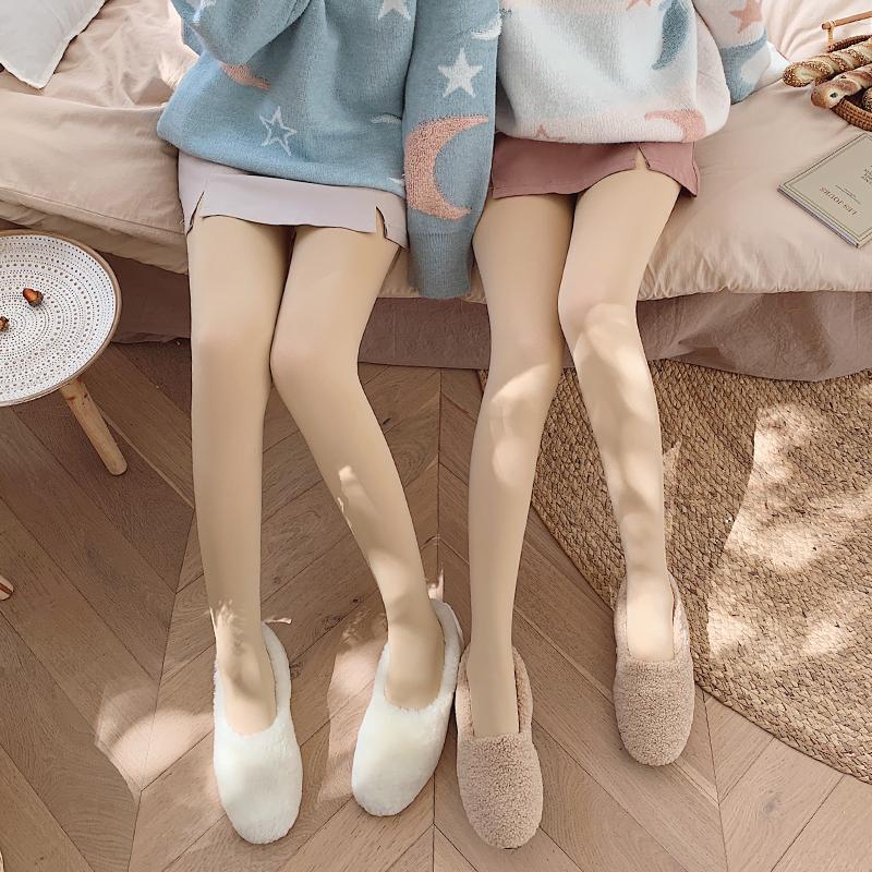 春秋冬裸感光腿浅肤色微压连裤袜热销39件不包邮
