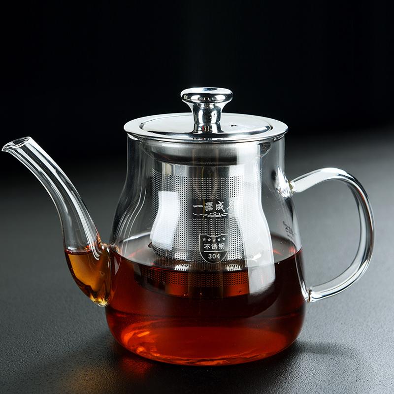 旧望格玻璃耐热煮不锈钢内胆泡茶壶10月28日最新优惠