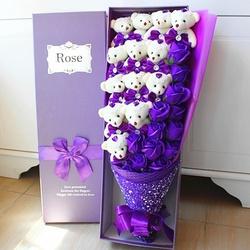 给女朋友的礼物惊喜浪漫爱情送给女生生日送女友神秘表白特别感动