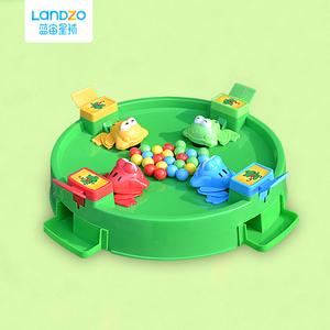 领5元券购买青蛙吃豆子红爆款亲子互动玩具网