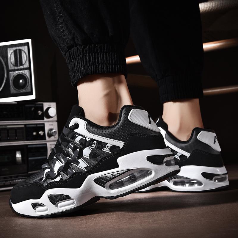 特大码男鞋气垫运动鞋45减震46休闲47加绒跑步鞋48码篮球潮鞋冬季