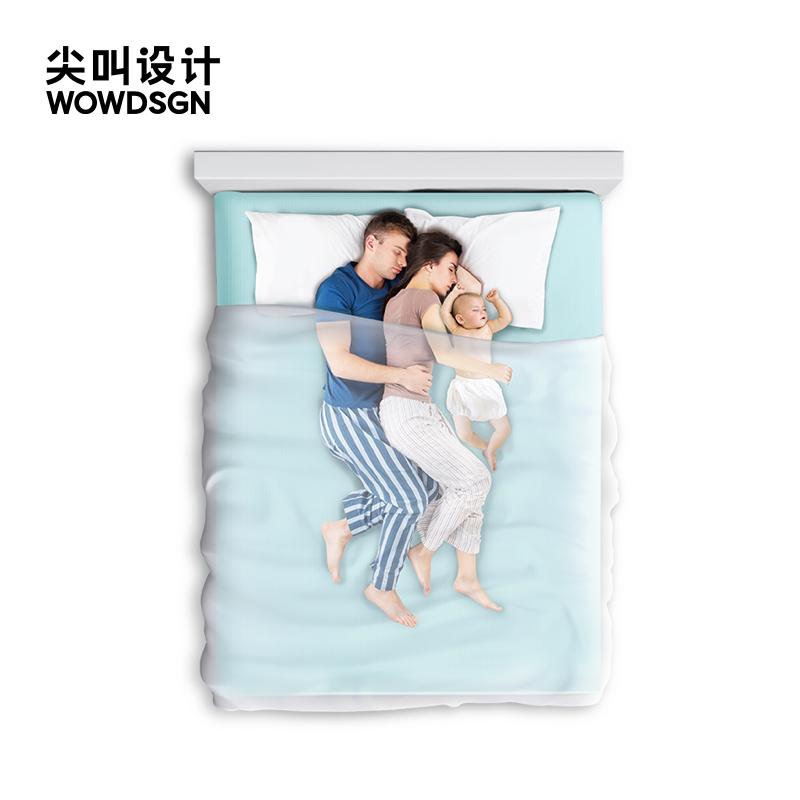 尖叫设计眠趣床垫床罩隔尿保护罩假一赔三