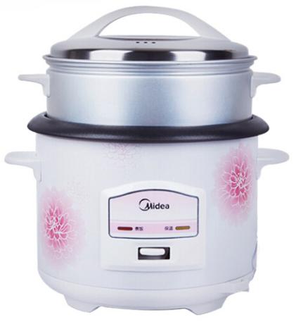 【商城同款】美的TH559电饭煲蒸笼机械式老式电饭锅5L大容量5-6人
