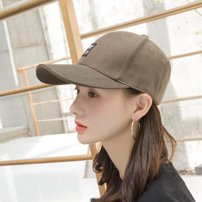 太阳帽 男士春天夏季女鸭舌帽遮阳帽运动帽透气棒球帽旅游钓鱼韩