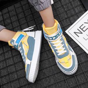 机能风新款韩版潮流运动学生男鞋