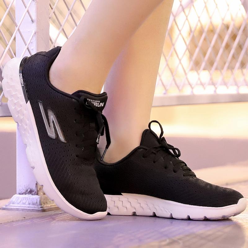 斯凯奇官网女鞋2020秋季新款减震跑鞋运动鞋休闲鞋透气跑步鞋鞋子
