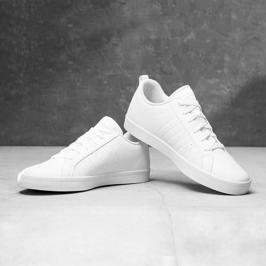 Adidas阿迪达斯男鞋小白鞋2019冬季新款耐磨轻便板鞋休闲鞋DA9997图片