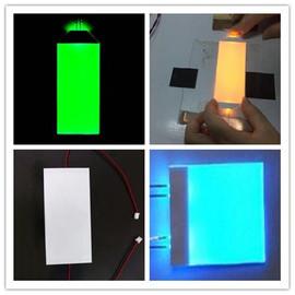 厂家直销定制LCD段码屏定做各种颜色LED背光源导光板彩色发光板