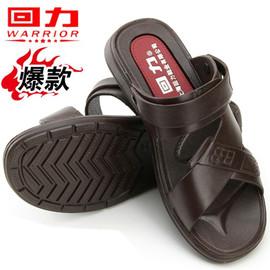 正品上海回力凉鞋男夏季男士拖鞋男新款男士拖鞋沙滩鞋休闲凉鞋男图片