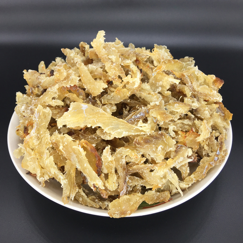 Snacks: grilled fish fillet, dried fish breast, COD shreds, minced meat 500g seafood instant snack