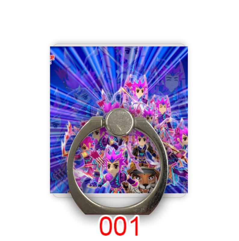 指环扣手机支架定制热血江湖枪客私人订做同款DIY印个性 2563