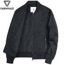Mark Warfield Pilot Jacket Men 2019 Spring and Autumn Chao Handsome Coach Baseball Clothes Leisure Thin Men's Jacket