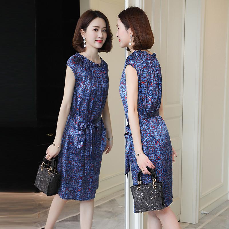 连衣裙2019夏天新款大牌宽松裙子10月21日最新优惠