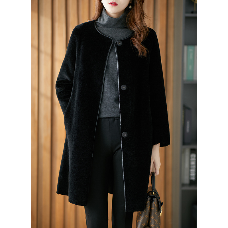 Original Sheep Shearing Coat Women 2020 Winter New Korean Mid-length Fur Coat Fur Coat