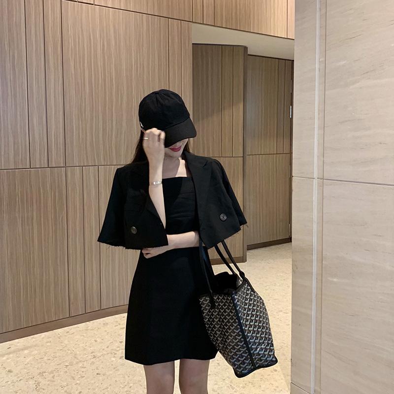 11-08新券2019法式很仙egg心机chic吊带裙