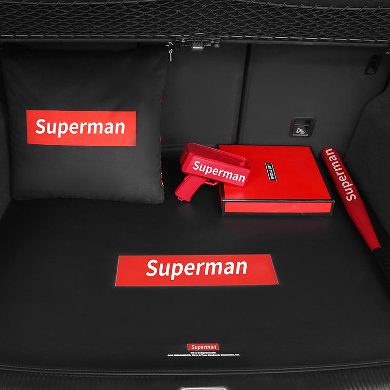 汽车定制尾箱垫适用于宝马奔驰奥迪保时捷订制专车专用后备箱垫