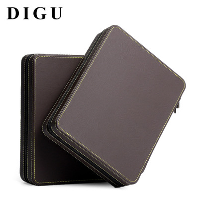 Di Gu Jewelry Box Carrying Belt Ring Necklace Display Box Jewelry Storage Bag Jewelry Collection Box Large Capacity