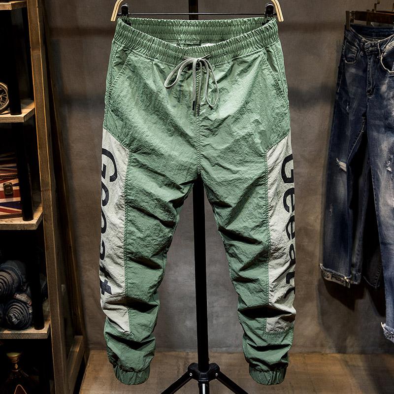 男运动裤夏季薄款宽松超薄哪里便宜