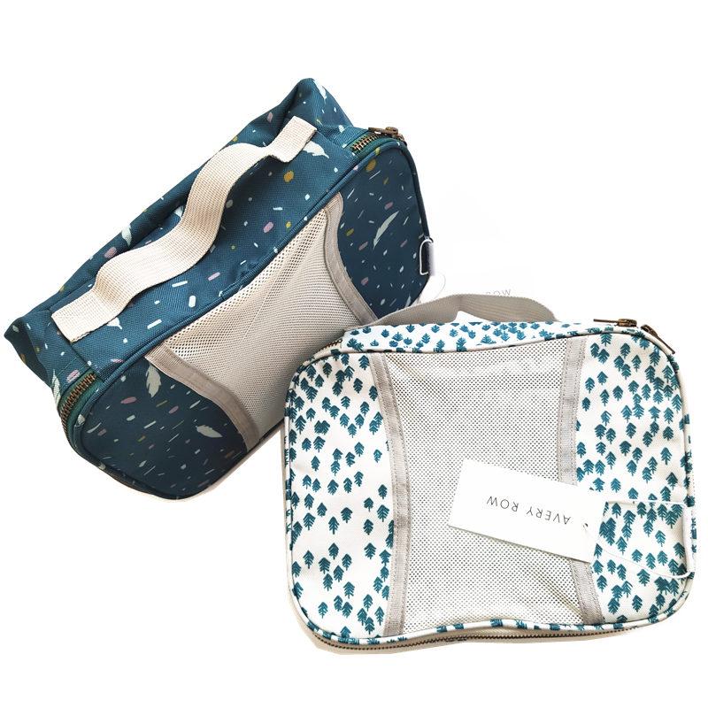 旅行洗漱包化妆包袋宝宝用品收纳大容量防水洗澡袋收纳包