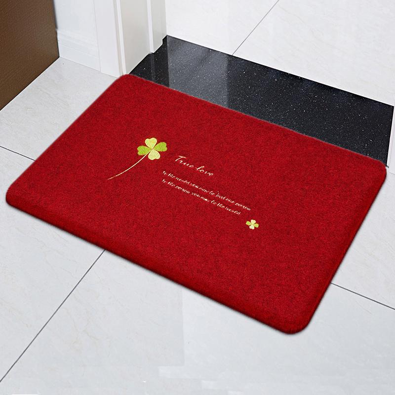 进门地垫门垫入户门厅卫生间门口脚垫卧室吸水防滑垫家用厨房地毯